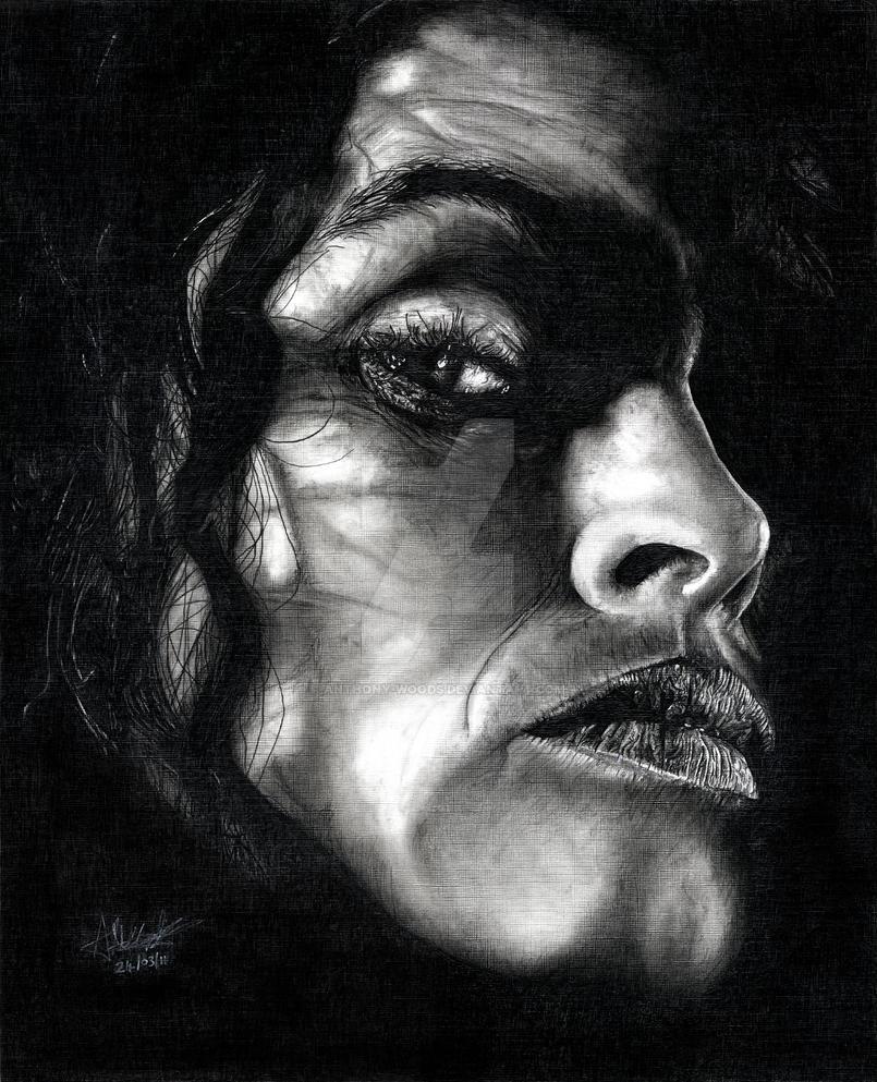Helena Bonham Carter by Anthony-Woods