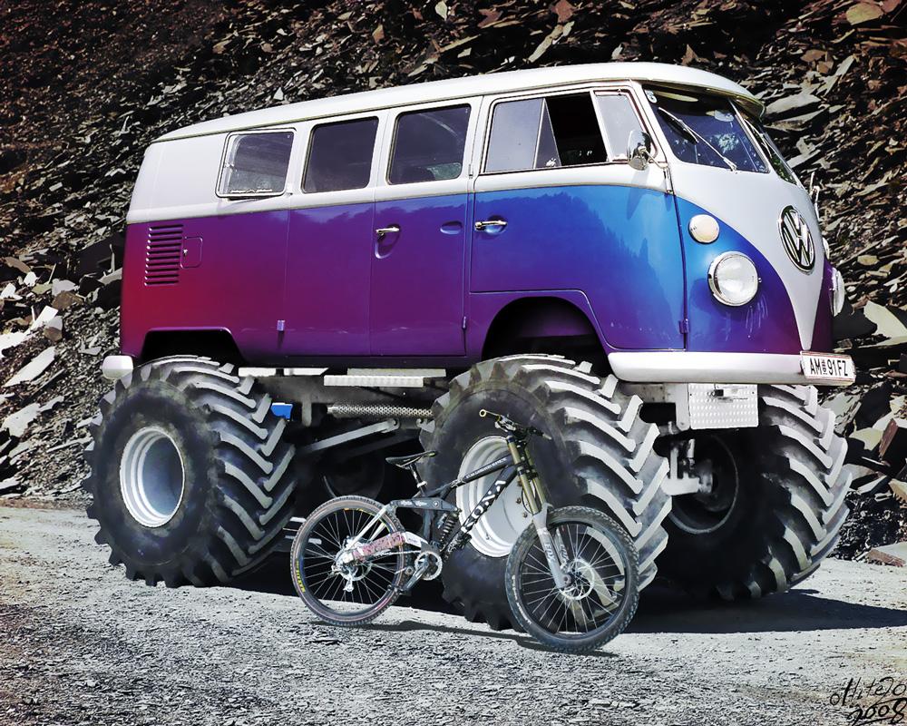 VW T1 Van by ollite20 on DeviantArt