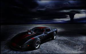 Corvette 'Tornado Racer' by ollite20