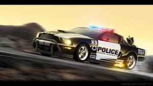 Ford Mustang Super Pursuit