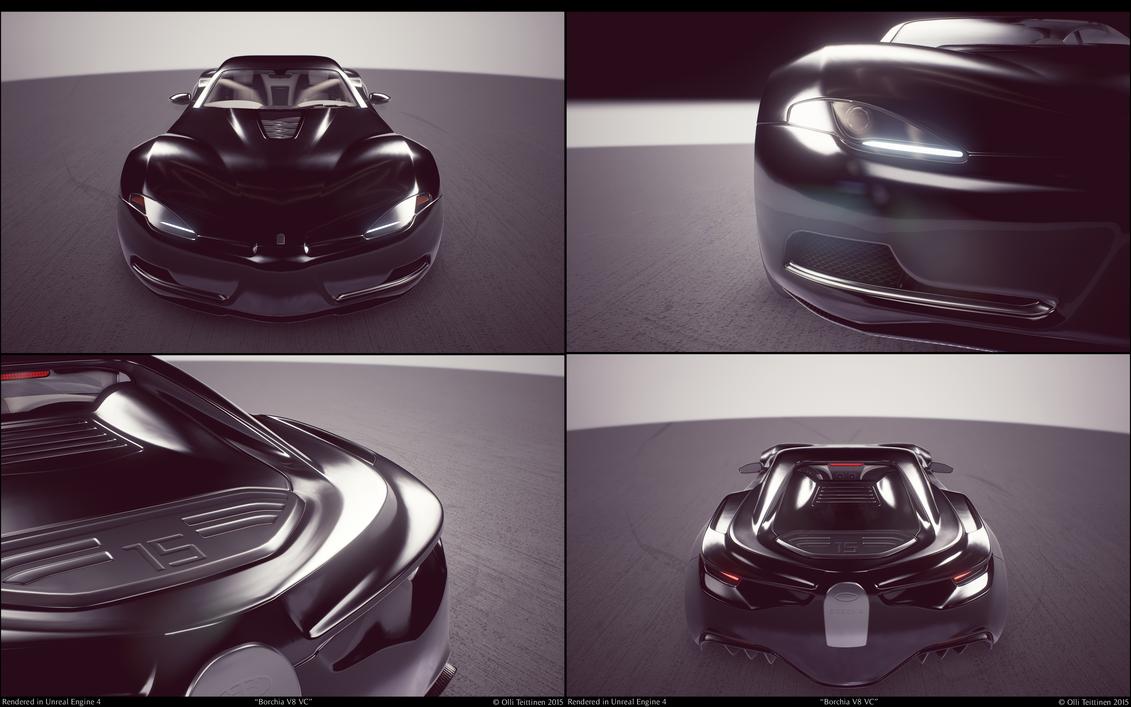 Borchia V8 VC - studio - exterior04 by ollite20