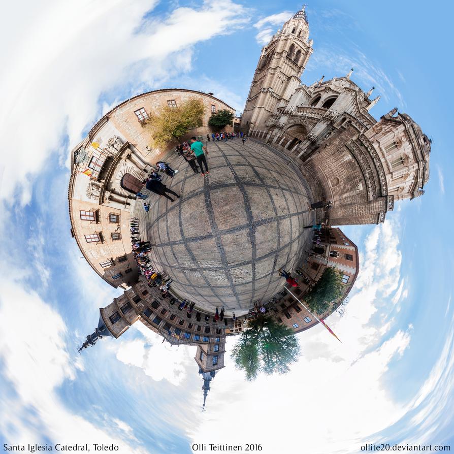 Santa Iglesia 360 by ollite20