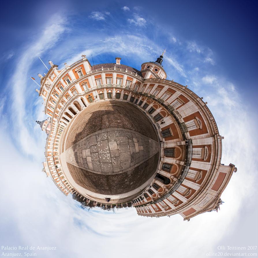 Palacio Real de Aranjuez 360 by ollite20