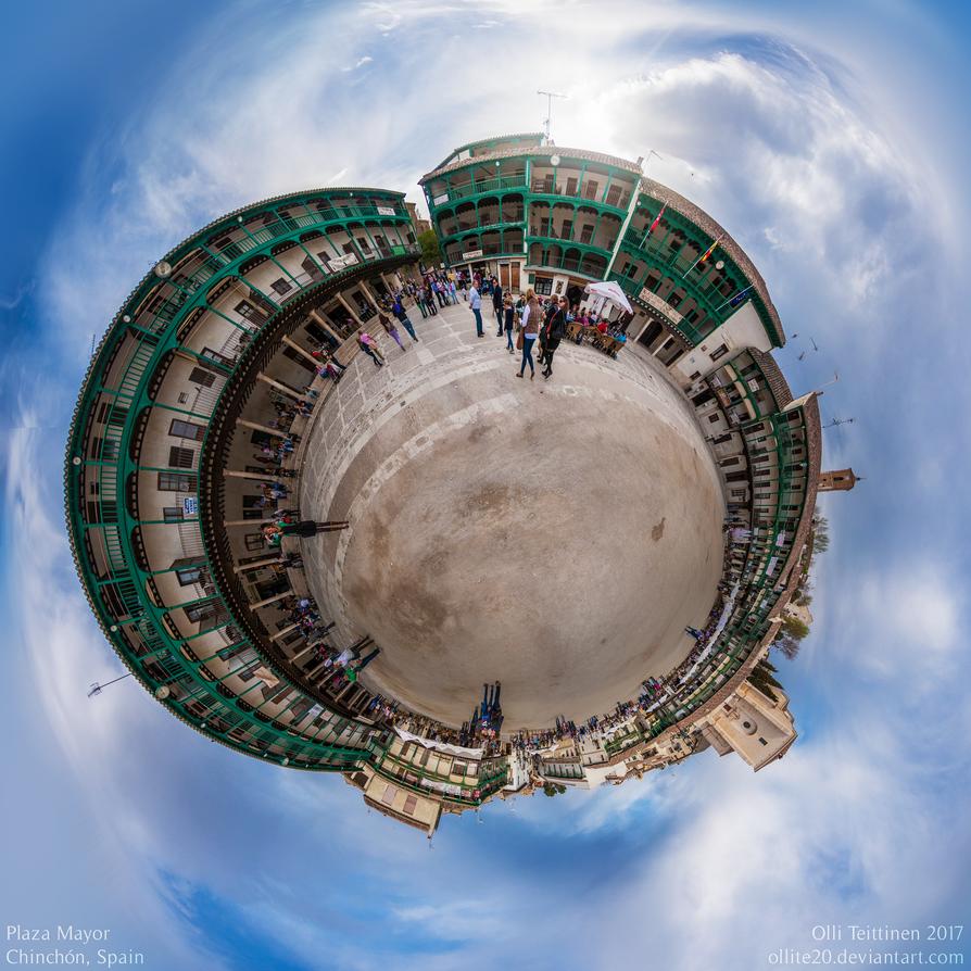 Plaza Mayor 360 by ollite20