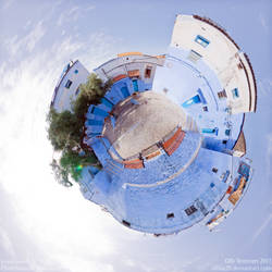 Chefchaouen 1 360 by ollite20