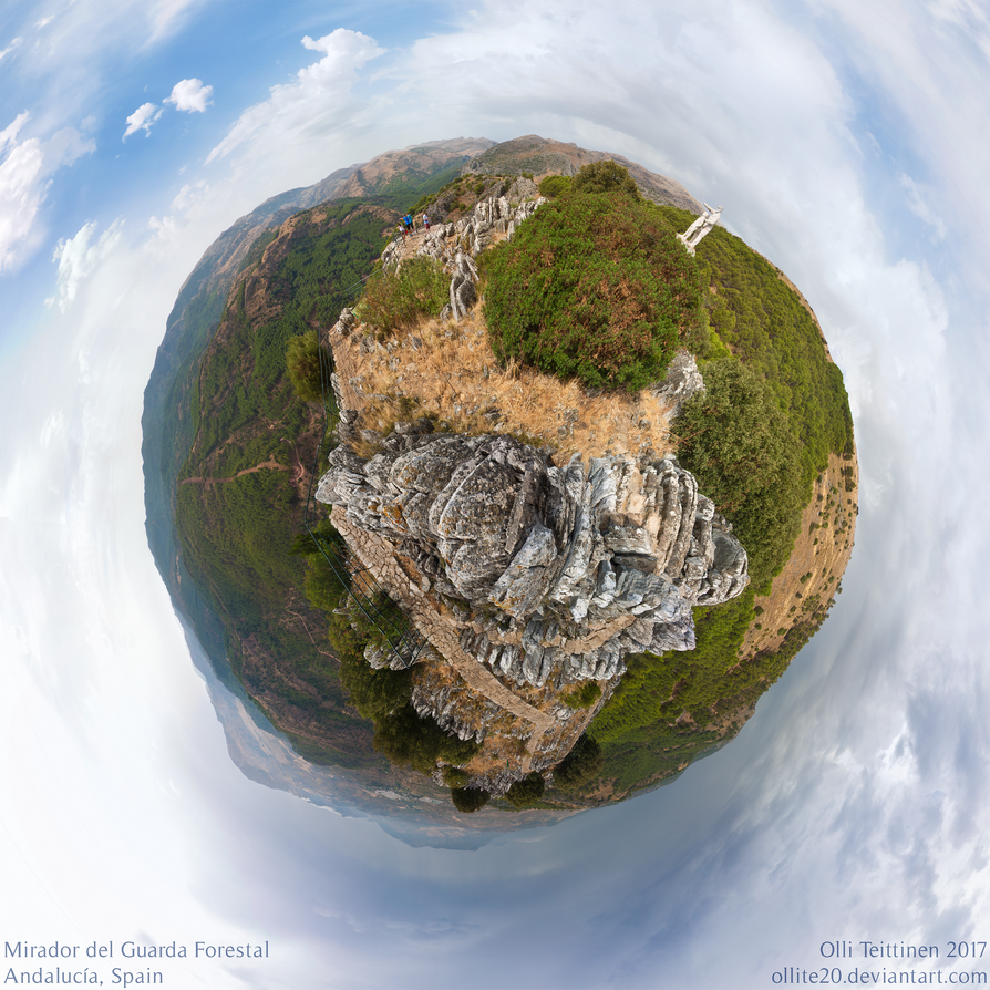 Forest lookout 360 by ollite20