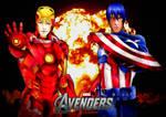 Avengers by multieleonora96