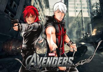 Avengers 3 by multieleonora96