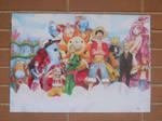 One Piece - Save the princess