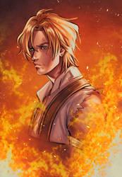 Fire by multieleonora96