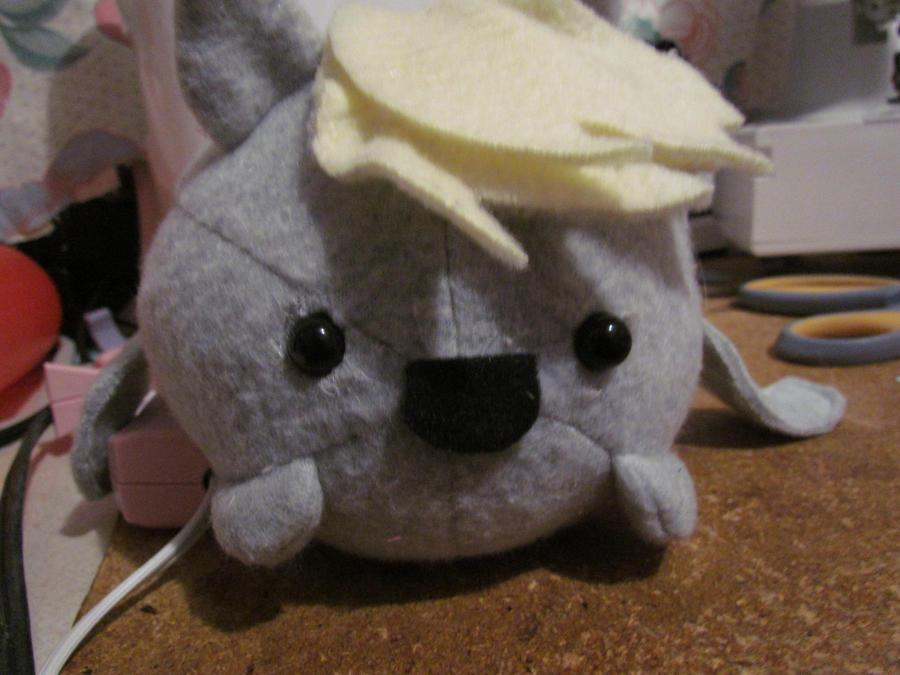 Chubby Blobby Derpy Ball Plush by buttsnstuff