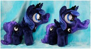 Filly Princess Luna Plush by buttsnstuff