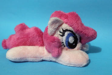 Pinkie Mini Beanie (For sale) by buttsnstuff