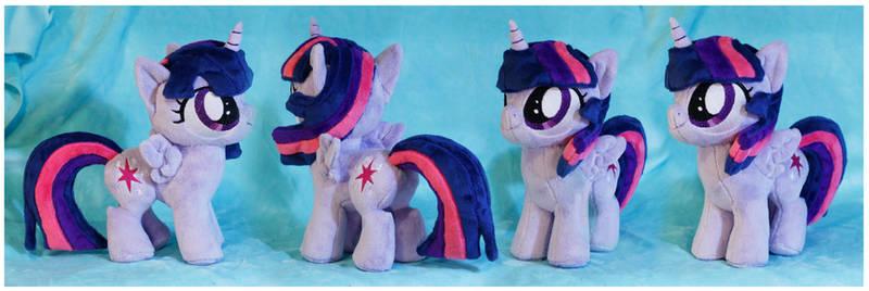 Filly Twilight Plush