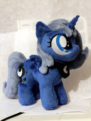 Filly Luna (Season 1) by buttsnstuff