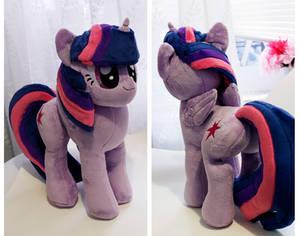 Twilight Sparkle Plush