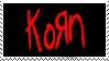 Korn Stamp by HisPaperAngel