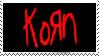 Korn Stamp by HisPaperAngel