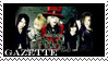 Gazette Stamp by HisPaperAngel