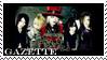 Gazette Stamp by HisPaperAngel