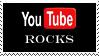 Youtube Stamp by HisPaperAngel