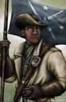 Fallout Portraits - Preston Garvey