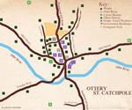 Ottery St. Catchpole Map