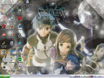 Star Ocean Desktop by link768