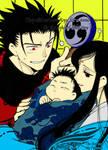Kurogane and his Parents