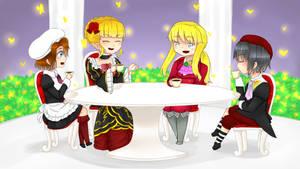 Umineko: Tea Time