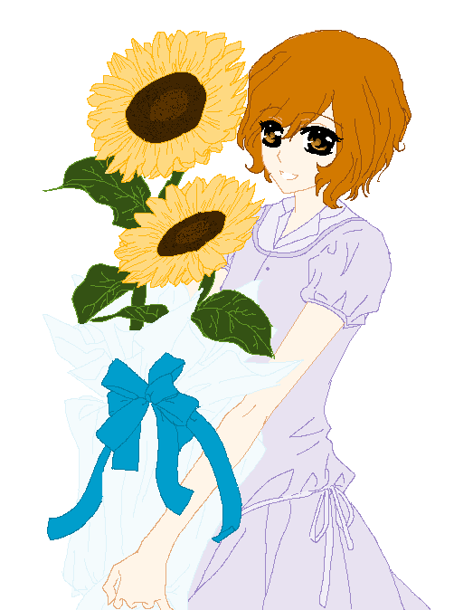 A Yori Flower by Sayori00