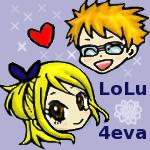 Fairy Tail - LoLu 4eva by Rhov