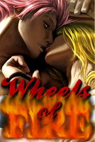 Wheels of Fire - Fanfic Cover