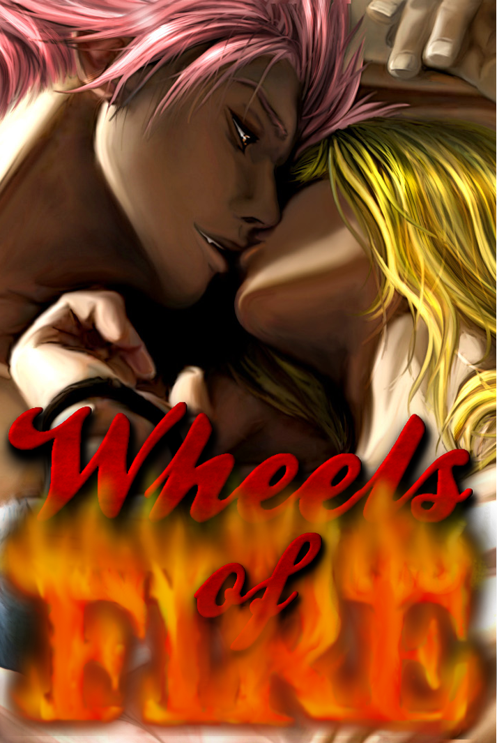 Wheels Of Fire Fanfic Cover By Rhov On Deviantart
