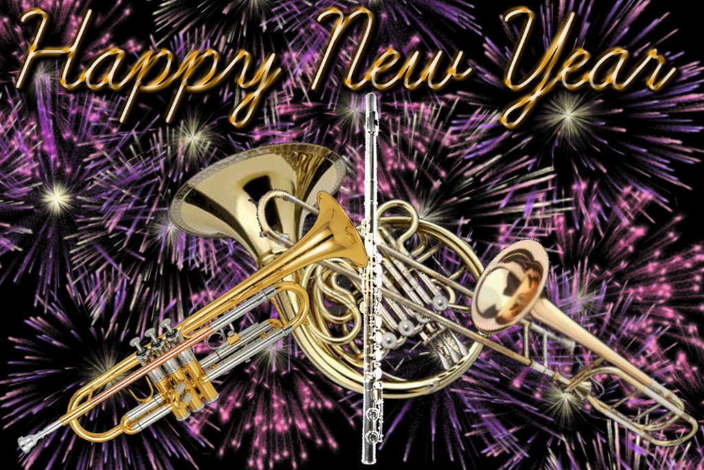 Image result for happy new year music