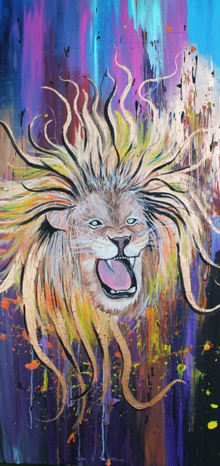 Lion by MaeLoD