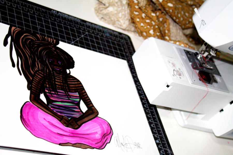 Fashion. Mae Lo D .2013