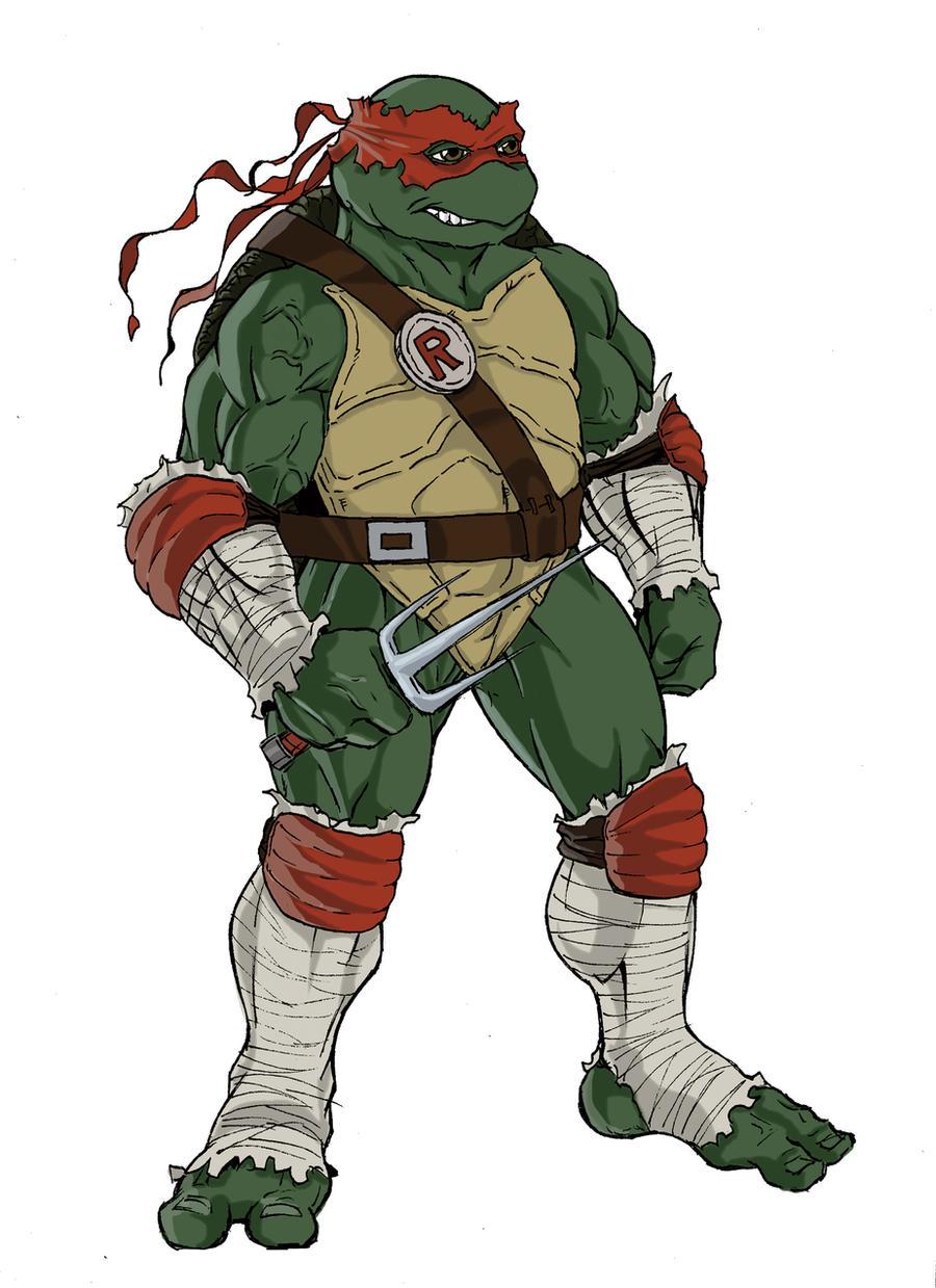 teenage mutant ninja turtles sketch - 175.5KB