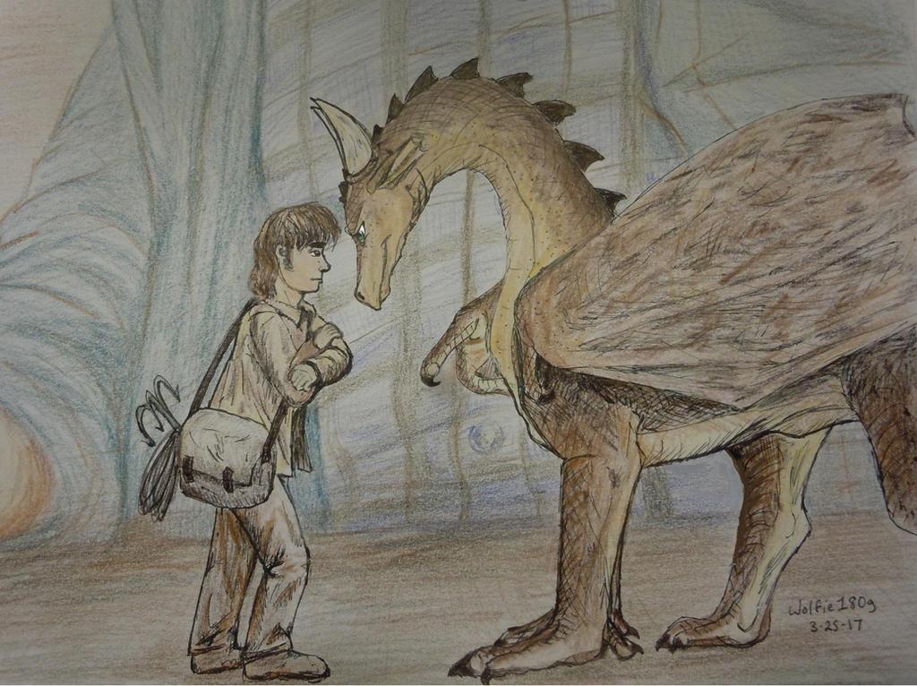 Tiny Sam VS Dragon Dean