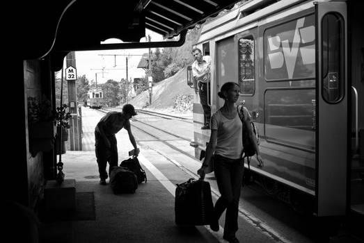 tram Villars-Gryon