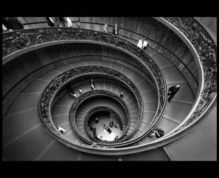 Sistine Stairs by photodan88