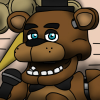 Freddy's face - Profile picture by Stygie