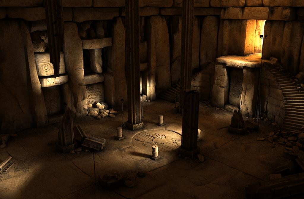 Храм Зураса - Страница 14 Underground_by_stegosaurs-d2yq82b
