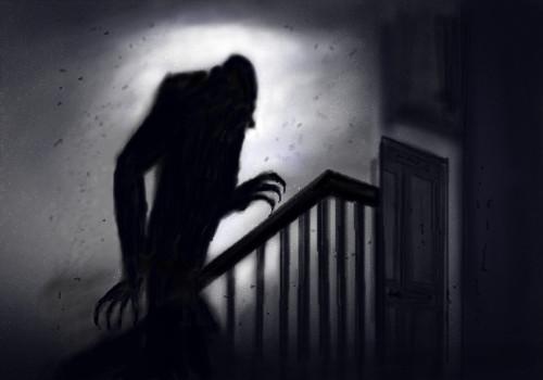 Nosferatu by davincipoppalag