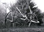 Antique Farm Device