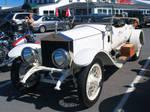 A Classic Rolls Royce