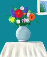 Flowers by davincipoppalag