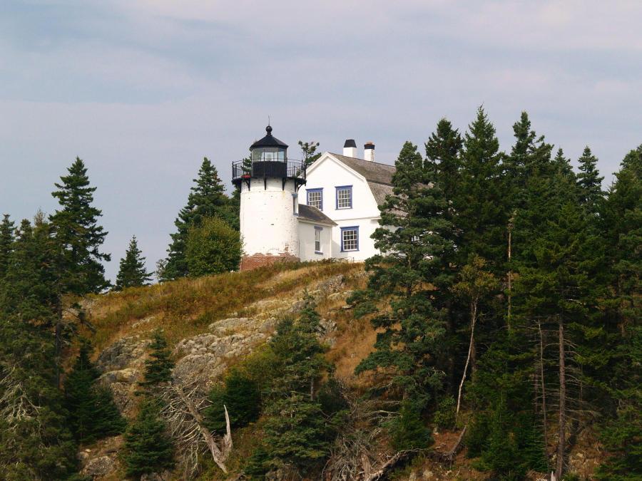 Bear Island Light 2010