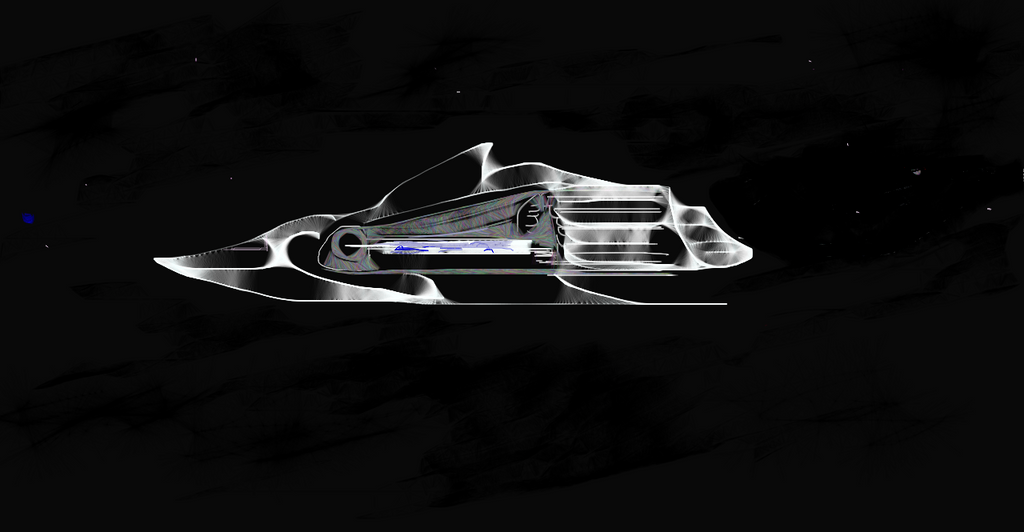 Starcruiser by davincipoppalag