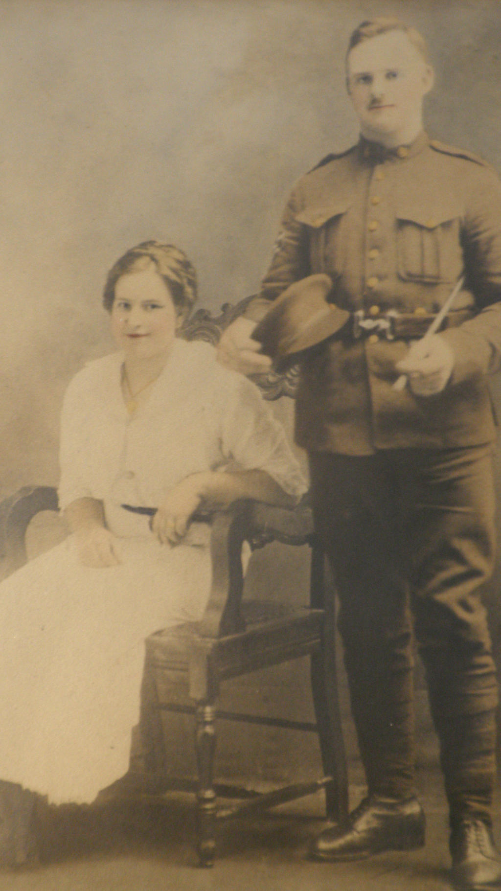 Another shot of my paternal grandparents by davincipoppalag